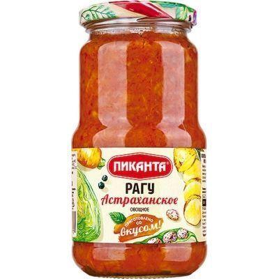 Рагу овощное Пиканта Астраханское