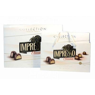 Шоколадный набор Спартак Impresso (белый дизайн)
