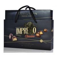 Шоколадный набор Спартак Impresso (черный дизайн)