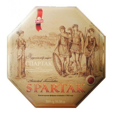 Шоколадный набор Спартак