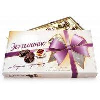 Шоколадный набор Спартак Эскаминио (Escaminio) со вкусом тирамису