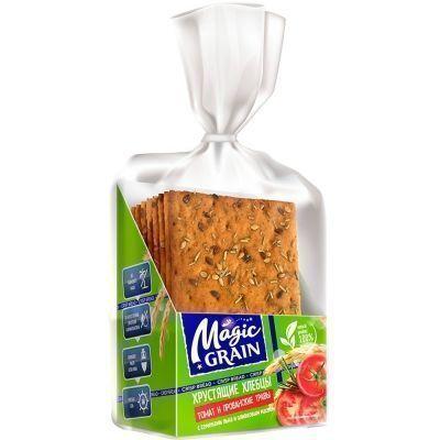 Хлебцы Magic Grain Томат и прованские травы