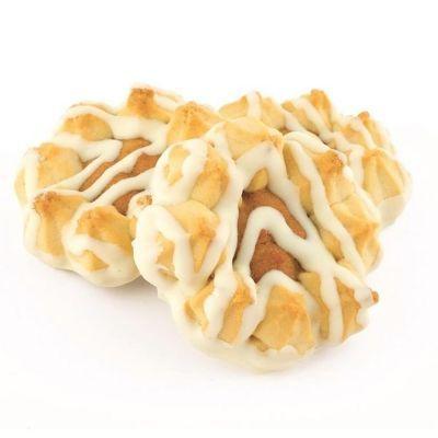 Печенье Полет Палента белый шоколад