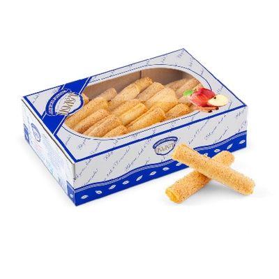 Печенье Полет Слоеный десерт Лимоньерки с яблоком и корицей