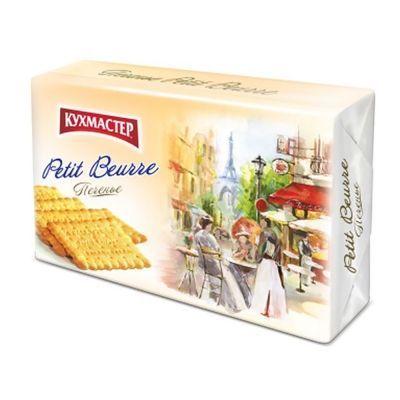 Печенье Кухмастер Petit Beurre