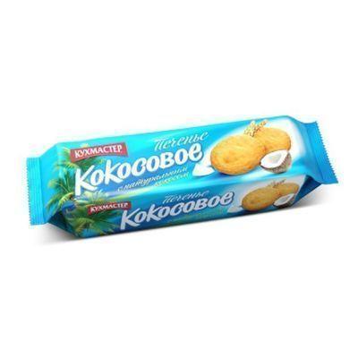 Печенье Кухмастер Кокосовое