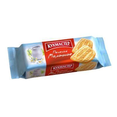 Печенье Кухмастер Молочное сахарное