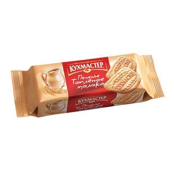 Печенье Кухмастер Топленое молоко сахарное
