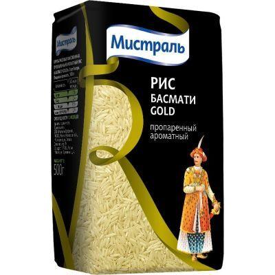 Рис Мистраль Басмати Gold