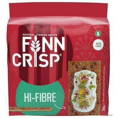 Хлебцы Finn Crisp Hi-Fibre с отрубями