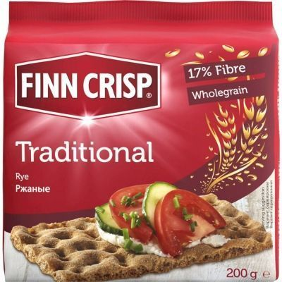 Хлебцы Finn Crisp Traditional традиционные