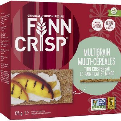 Сухарики Finn Crisp Multigrain многозерновые