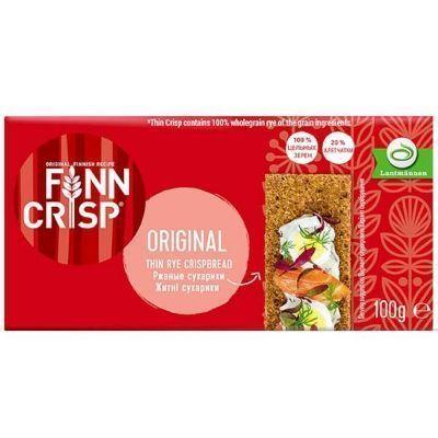 Сухарики Finn Crisp Origina ржаные