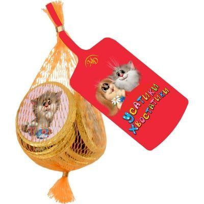 Шоколад Монетный двор Усатики-Хвостатики
