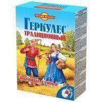 Геркулес Русский продукт Традиционный (Овсяные хлопья)