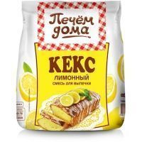 Смесь для выпечки Печем дома Кекс Лимонный