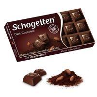 Шоколад темный Schogetten Dark