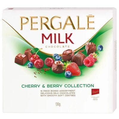 Шоколадный набор Pergale Вишнево-ягодная коллекция