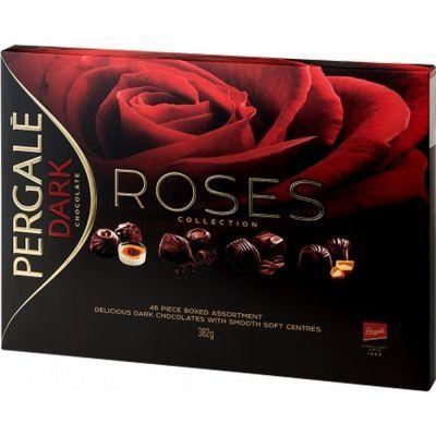 Шоколадный набор Pergale Розы