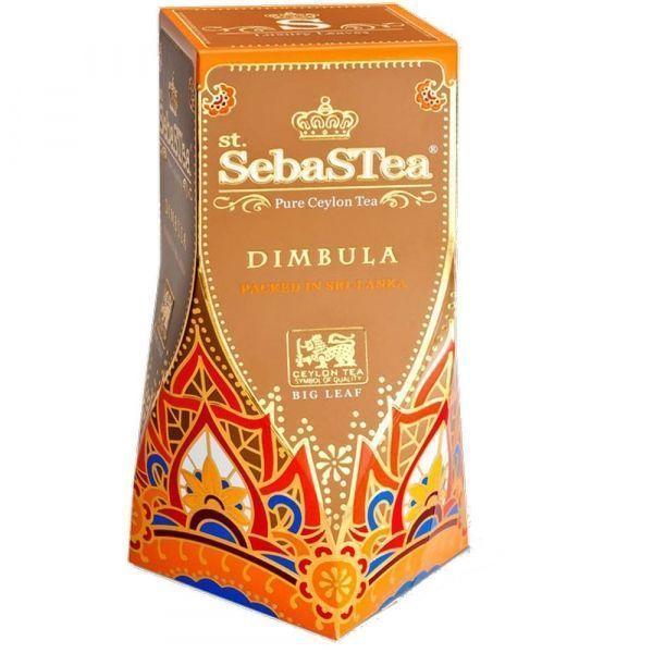 Чай черный SebaSTea Dimbula