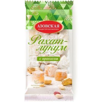 Рахат-лукум Азовская кондитерская фабрика с арахисом