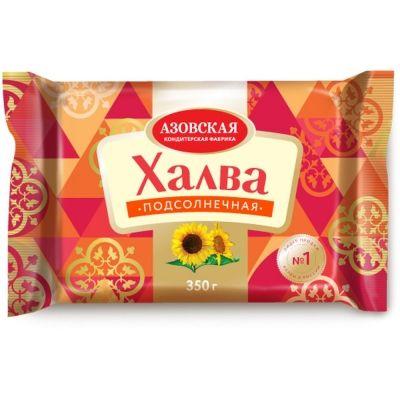 Халва подсолнечная Азовская кондитерская фабрика