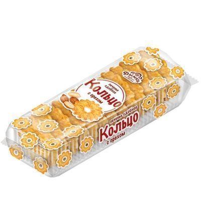 Печенье Дымка Кольцо с орехом
