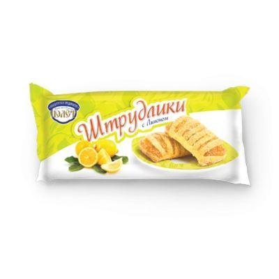 Печенье Полет Слоеный десерт штрудлики с лимоном