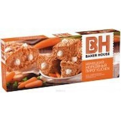 Пирог Baker House Kuchen Немецкий Морковный