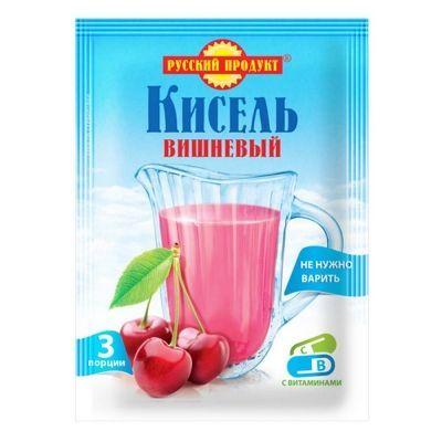 Кисель Русский продукт Вишневый насыпной