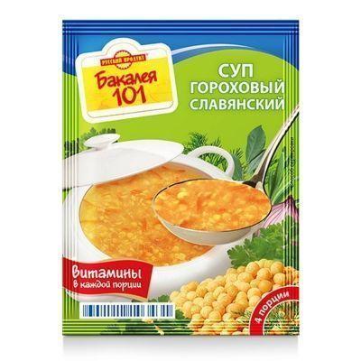 Суп Русский продукт Гороховый Славянский
