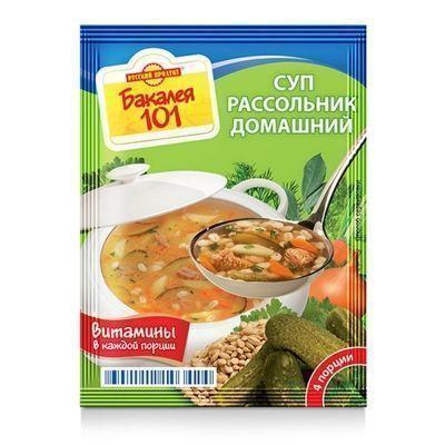 Суп Русский продукт Рассольник домашний