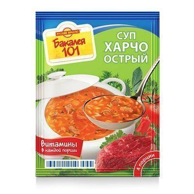 Суп Русский продукт Харчо острый