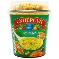 Суперсуп Русский продукт Куриный+гренки