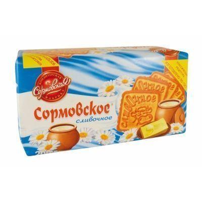 Печенье Сормовское сливочное
