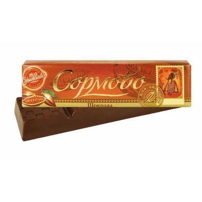 Шоколад Сормово с шоколадной начинкой
