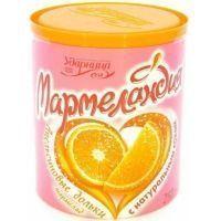 Мармелад Мармеландия апельсиновые дольки