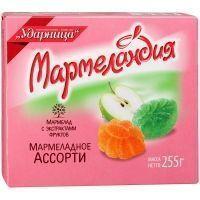 Мармелад Мармеландия ассорти мармеладное