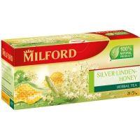 Чайный напиток Милфорд Серебристая липа-мед 20 пак.