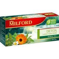 Чайный напиток Милфорд Детокс 20 пак.