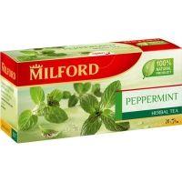 Чайный напиток Милфорд Мята перечная 20 пак.