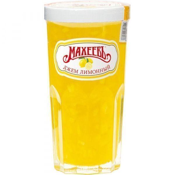 Джем Махеевъ Лимонный стекл. стакан