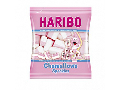 Зефирные конфеты 'Chamellows ШПЕК'