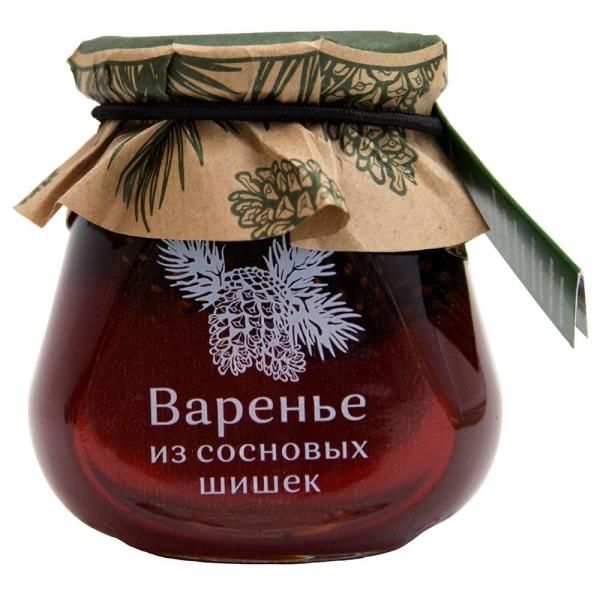 Варенье Косьминский гостинец из сосновых шишек