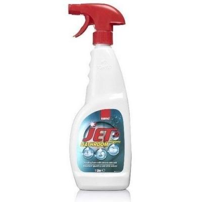 Чистящая пена для акриловых ванн Sano Jet (спрей)