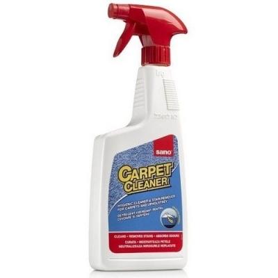 Средство-шампунь для чистки ковров Sano Carpet Cleaner  (спрей)