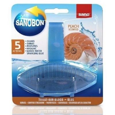 Подвеска для унитаза классическая Sano Sanobon Blue Peach