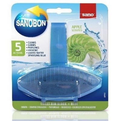 Подвеска для унитаза классическая Sano Sanobon Blue Apple
