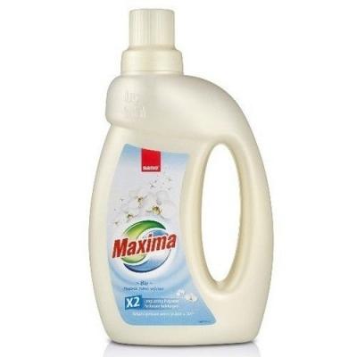 Смягчитель для белья Sano Maxima Bio 5 в 1 аромат, нейтрализация запаха, мягкость, антистатик, легкая глажка (бутыль)