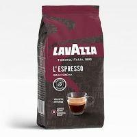 Кофе Лавацца Гранд Крема зерно вак.уп